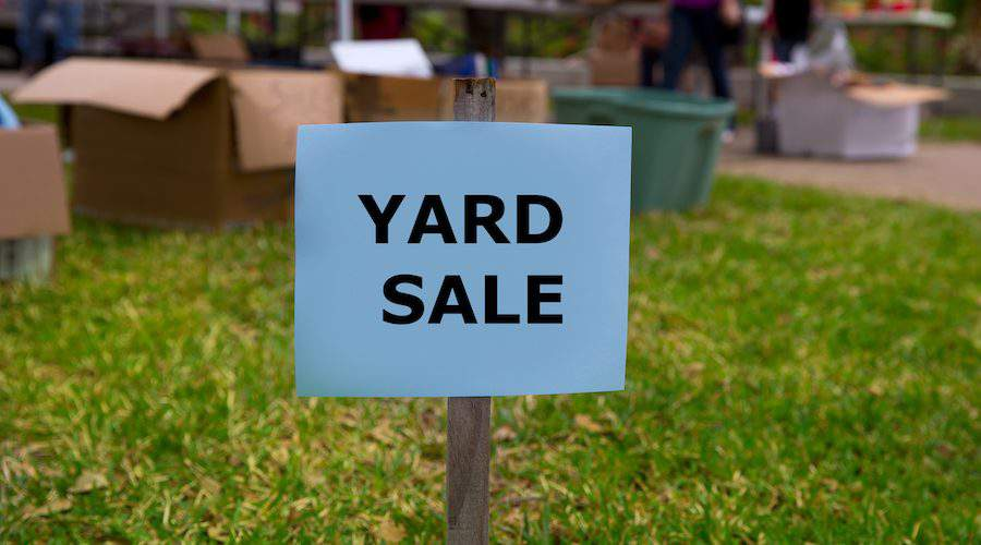 ONLINE RESOURCES FOR GETTING RID OF UNSOLD GARAGE SALE ITEMS
