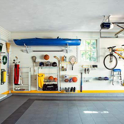 "IS GARAGE ORGANIZATION ON YOUR ""TO DO LIST"" THIS WEEKEND?"