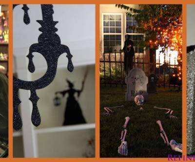 THE BEST SOURCES FOR SPOOKY CHIC & AFFORDABLE HALLOWEEN DECOR