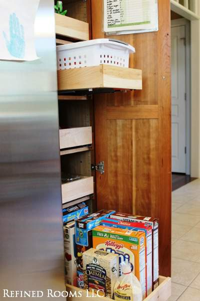 Gliding Drawers are a Top 10 Organizing Product for Professional Organizers @ refinedroomsllc.com