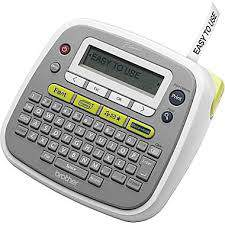 A label maker makes the Top 10 List or a Professional Organizers Favorite Tools @ refinedroomsllc.com