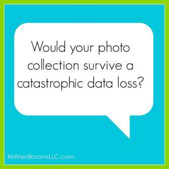 Digital Photo Backup