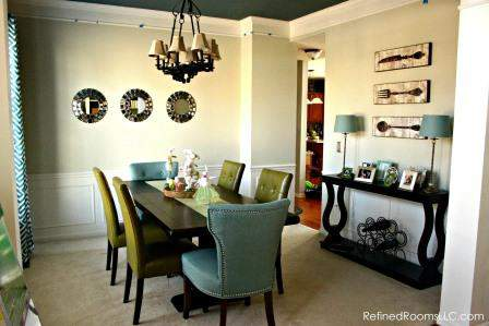 Dining Room Redesign 1