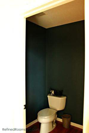 powder room color