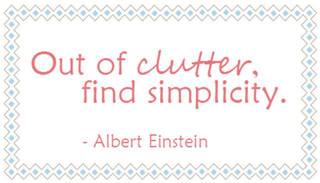 Albert Einstein was a proponent of simplicity @ RefinedRoomsLLC.com