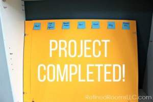 Secret Method for Getting Overwhelming Projects Done @ RefinedRoomsLLC.com