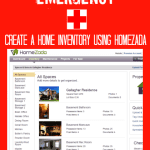 Organizing for an Emergency: Creating a Home Inventory with HomeZada