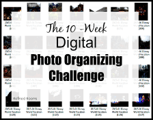 10 Week Digital Photo Organizing Challenge | Refined Rooms