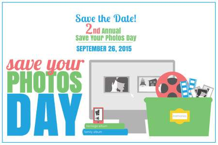 Save Your Photos Day 2015