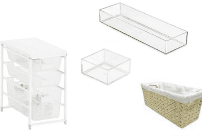 BATHROOM ORGANIZATION PRODUCTS I CAN'T LIVE WITHOUT