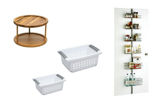 Favorite Kitchen Organization Products @ refinedroomsllc.com