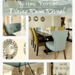 MY HOME REFRESH: DINING ROOM MAKEOVER REVEAL
