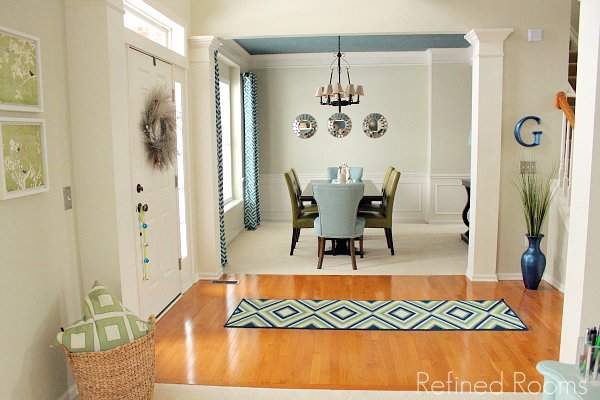 Dining Room Makeover Reveal Refinedroomsllc