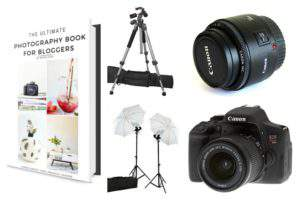 blogging photography tools | blogging photography education
