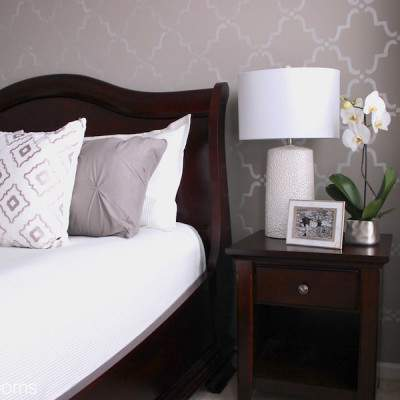 MASTER BEDROOM MAKEOVER REVEAL – MY HOME REFRESH