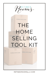 The Home Selling Tool Kit is a supremely helpful resource for home sellers. Grab yours today!