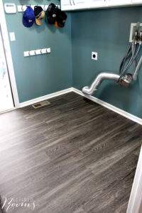 Got a flooring project in your future? Here are 4 reasons I love my luxury vinyl tile flooring!