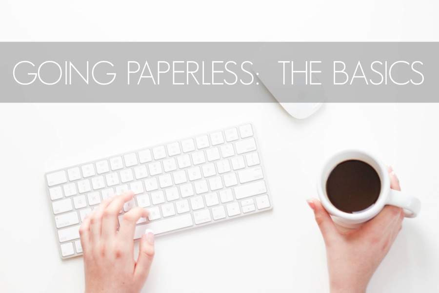Learn The Basics Involved With Going Paperless As Part Of The Organize And  Refine Your Home