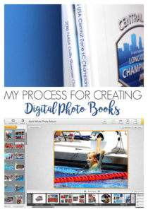Want to learn how to make a digital photo book? I love them because they're a cost-effective way to print and share my favorite photos. I walk you through my step-by-step process on the blog