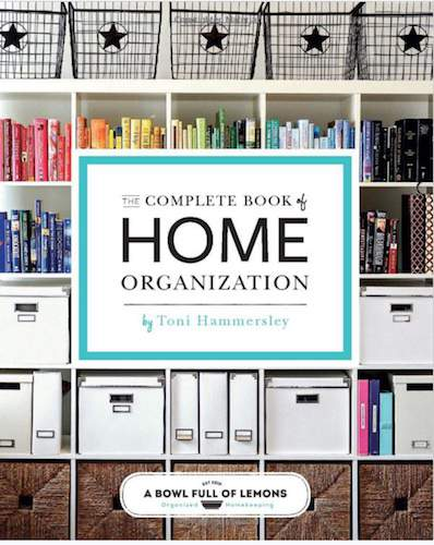HOME DESIGN & ORGANIZING BOOK GIFT GUIDE | Refined Rooms