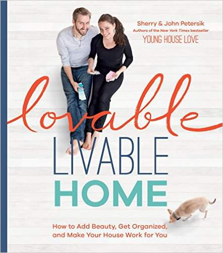 "Lovable Livable Home is just one of the ""Must Have"" books in this Home Design & Organizing Book Gift Guide from Refined Rooms"