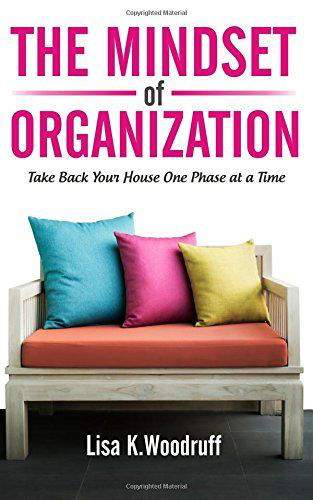 "The Mindset of Organization is just one of the ""Must Have"" books in this Home Design & Organizing Book Gift Guide from Refined Rooms"