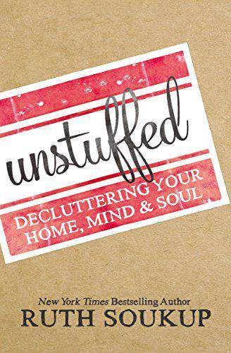 "Unstuffed is just one of the ""Must Have"" books in this Home Design & Organizing Book Gift Guide from Refined Rooms"