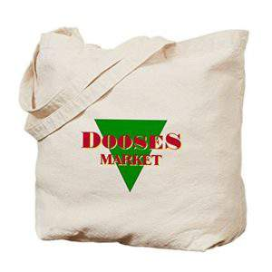 The Dooses Market bag is a MUST HAVE for hard core Gilmore Girls fans! It made it into The Ultimate Gilmore Girls Gift Guide!
