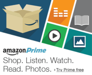 It's easy to organize your holiday shopping when you shop online...I HEART Amazon Prime around the holidays!