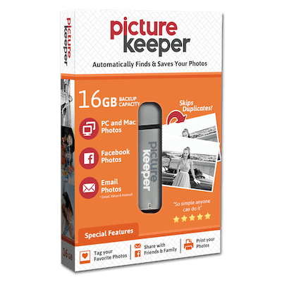 "Do you or a loved one have ""Photo Organization"" on your list of things to tackle in the new year? You'll find all kinds of super useful tools in this Photo Organizing Gift Guide (like Picture Keeper)"