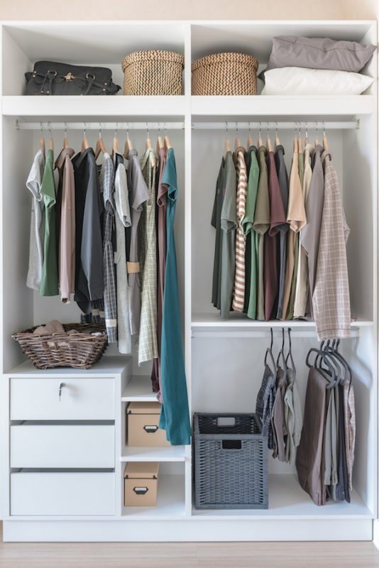 Learn about all of the many benefits of capsule wardrobes and how they can simplify your life at Refined Rooms