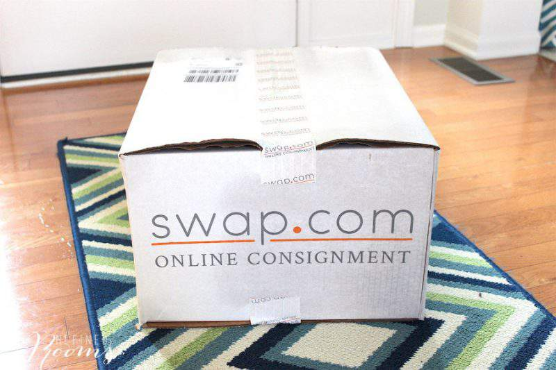 I'm sharing my experience selling on swap.com in an attempt to turn my clutter into cash