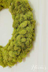 Check out this gorgeous collection of unique fall wreaths...including this one made from Reindeer moss..so pretty, I bought it for my home!