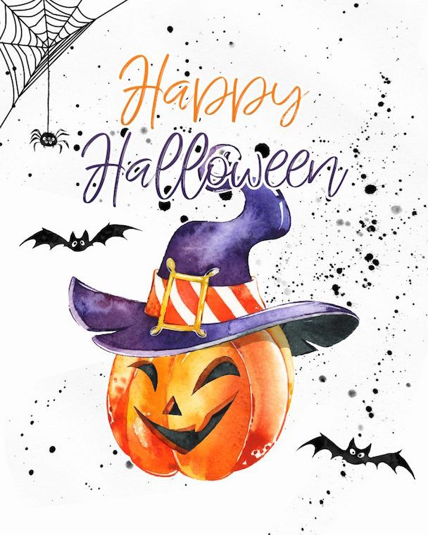 My Favorite Free Halloween Printables Easy Halloween Decor