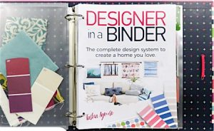 Designer in a Binder ecourse - one of the featured gifts in the ultimate DIY home decorating gift guide