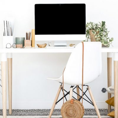 THE HOME OFFICE DECLUTTER PROCESS