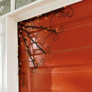 halloween cobweb decoration