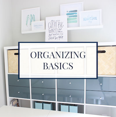 4 WAYS TO GET HELP WITH ORGANIZING PROJECTS