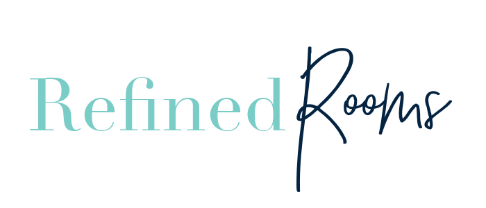 Refined Rooms logo.