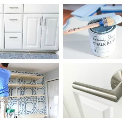 8 DIY Home Projects to Tackle When You're Stuck at Home for Awhile
